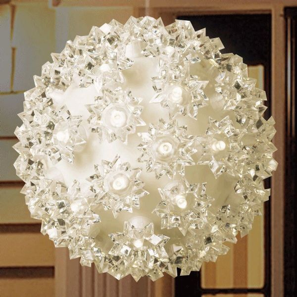 3 Pack Indoor Outdoor Super Bright White Led Lighted